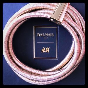 Balmain x H&M Choker Necklace